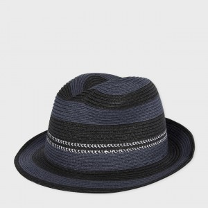 Mens Trilby Hat
