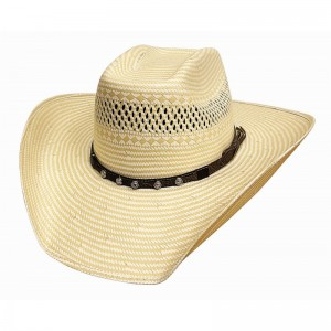 Mens Western Straw Hats