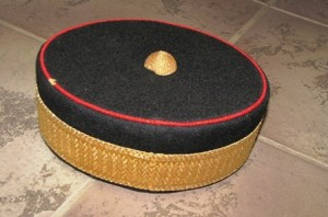 Military Pillbox Hat
