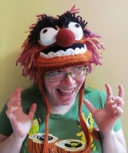 Muppets Animal Hat