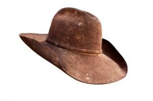 Old Western Cowboy Hats