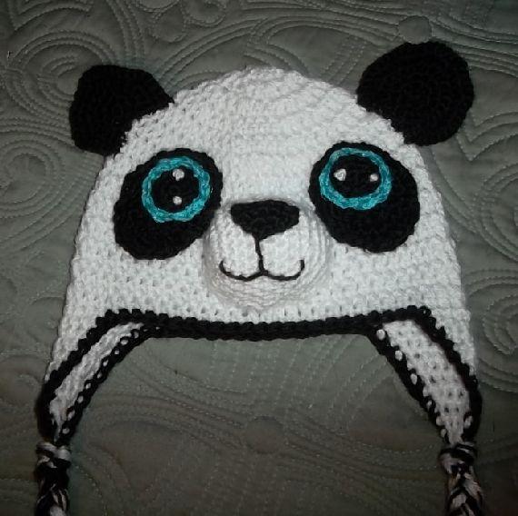 Panda Hats Tag Hats