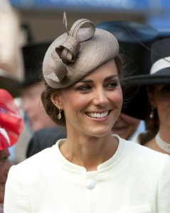 Pillbox Hat Kate Middleton