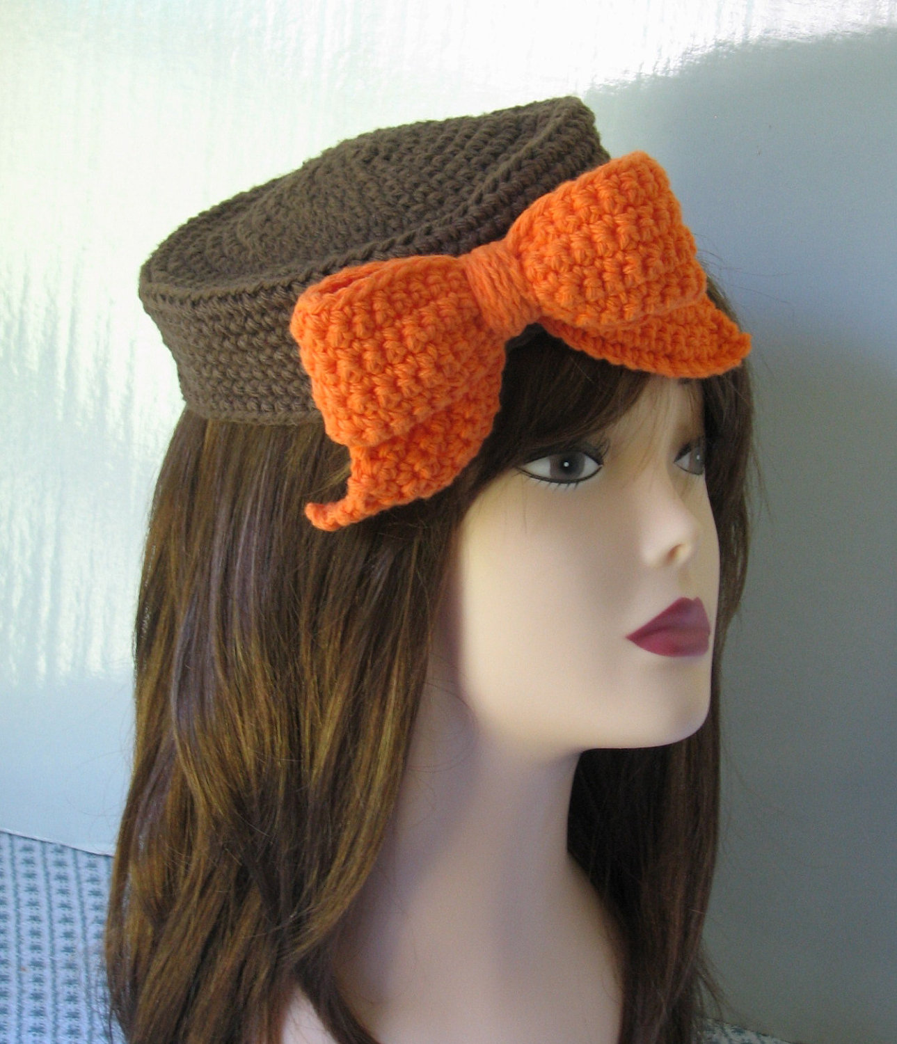 Funky Crochet Felted Hat Pattern Picture Collection - Sewing Pattern ...