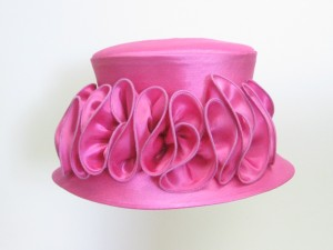 Pink Church Hats