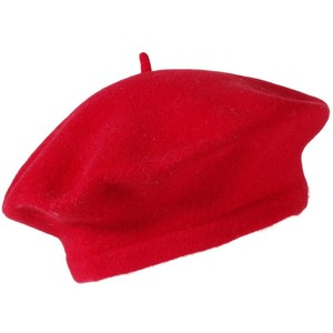 Red Beret Hat