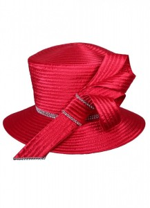 Red Church Hats