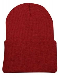 Red Toboggan Hat
