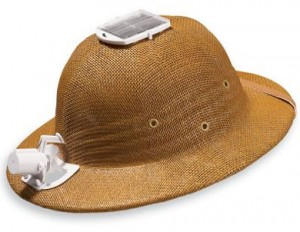 Safari Hat with Fan