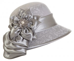Silver Church Hats