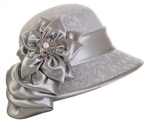 Silver Church Hats