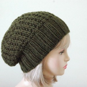 Slouchy Beret Hat