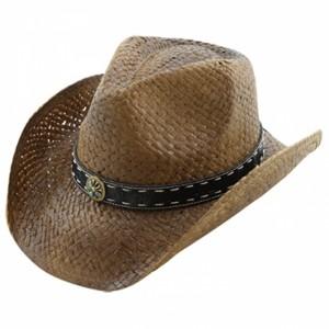 Straw Western Cowboy Hats
