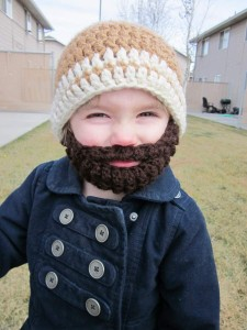 Toboggan Hat with Beard