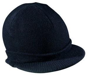 Toboggan Hat with Bill