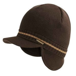 Toboggan Hat with Ear Flaps