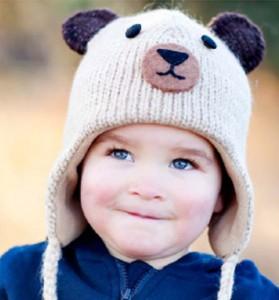 Toddler Animal Hats