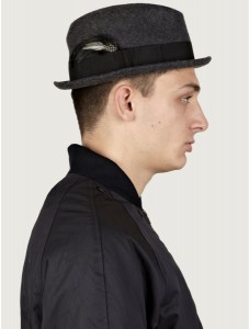 Trilby Hat Men