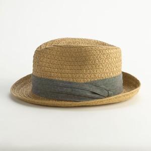 Trilby Hat Straw