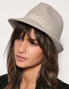 Trilby Hat Women