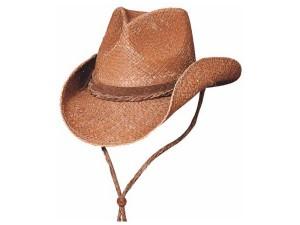 Western Straw Hats