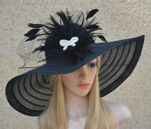 Women Derby Hats