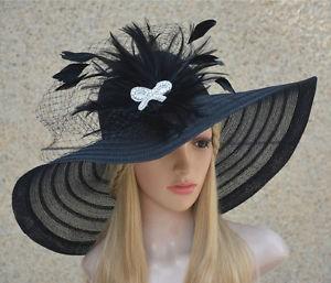 Women Derby Hats