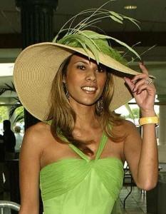 Womens Derby Hat