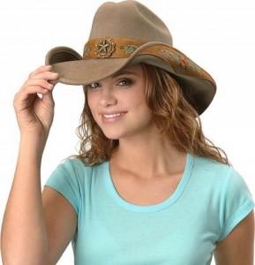 Womens Western Hats