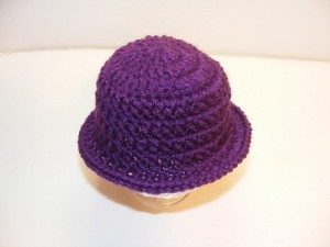 Baby Bucket Hat Crochet Pattern