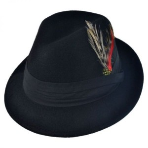 Baby Fedora Hat Black