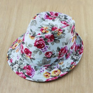Baby Girl Fedora Hat