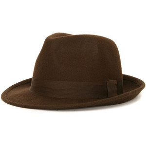 Brown Fedora Hats
