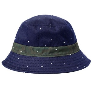 Bucket Blue Hat