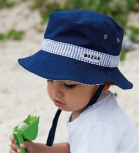 Bucket Hat for Baby Boy