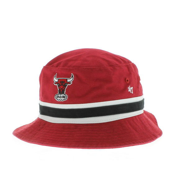official chicago bulls boonie hat eb5eb efcc6 64f3580802d