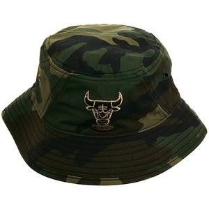 Chicago Bulls Bucket Hat Camo