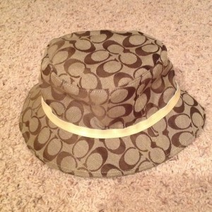 Coach Bucket Hat Images