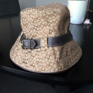 Coach Hat Bucket