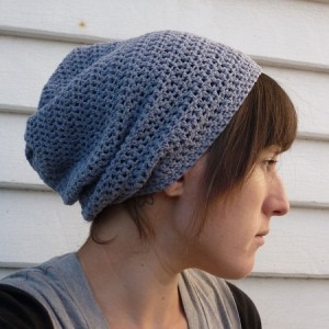 Crochet Tam Hat