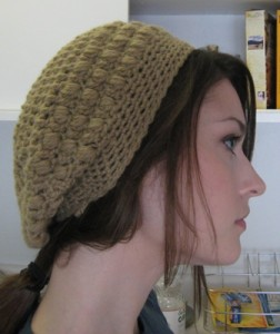 Crochet Tam Hat Pattern