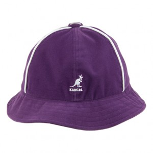 Dark Purple Bucket Hat