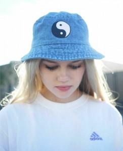 Denim Bucket Hat Pattern