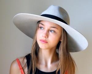 Fedora Hat Wide Brim