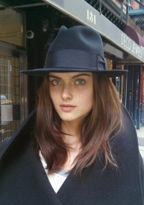 Felt Fedora Hat Womens