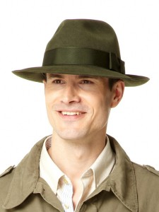 Felt Fedora Hats for Men