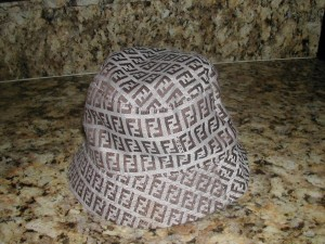 Fendi Bucket Hat Images