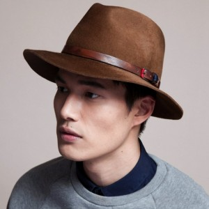 Floppy Fedora Hat Mens