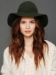 Floppy Fedora Hats