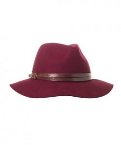 Floppy Felt Fedora Hat